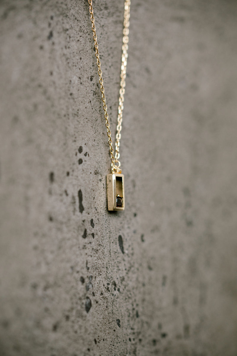 Realm Necklace | 18K Gold Plated |