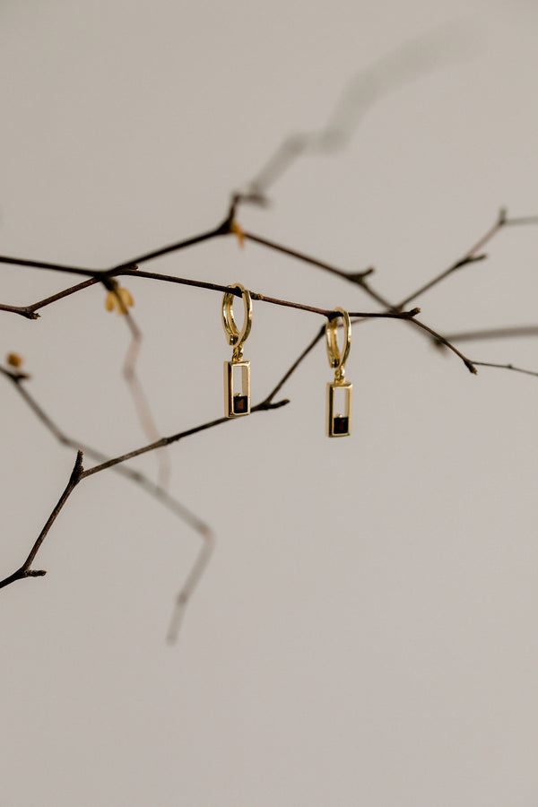 Realm Earrings | 18K Gold Plated |