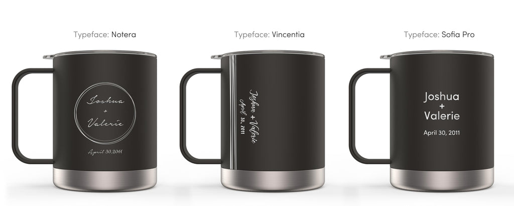Rite Mug Customization