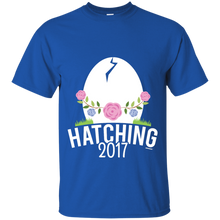 Unisex Hatching 2017 Easter Maternity Relaxed T-Shirt