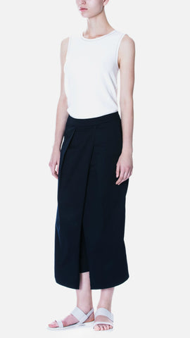 Beyond the vines Straight cut tailored trousers