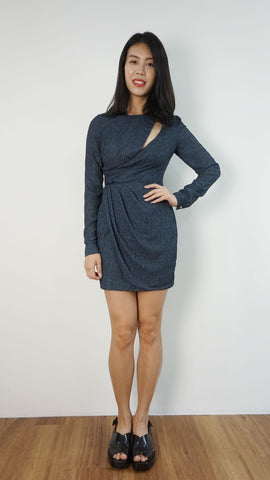 Sheike Denim Haze Dress