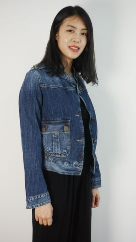 Sisley denim jacket