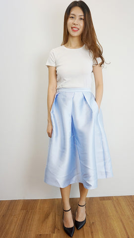 Covet by Love Bonito Satin Full skirt