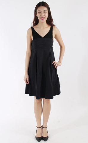 BCBG MAXAZRIA Baby doll dress