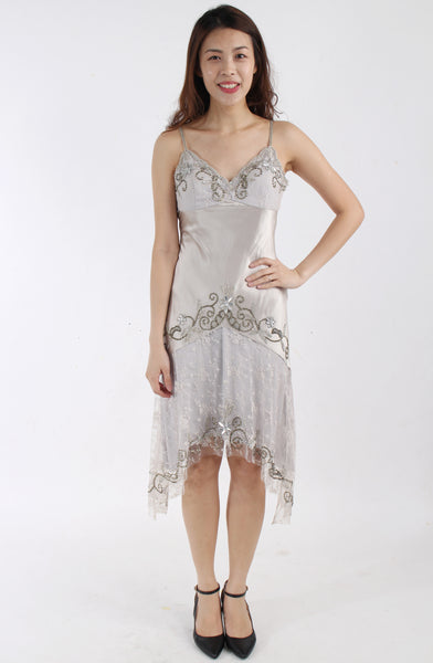 Anne. F Embellished vintage inspired cocktail dress