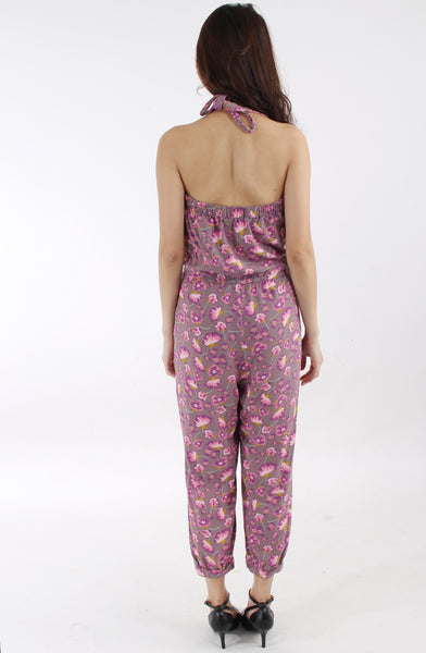 Warehouse floral prints tube romper