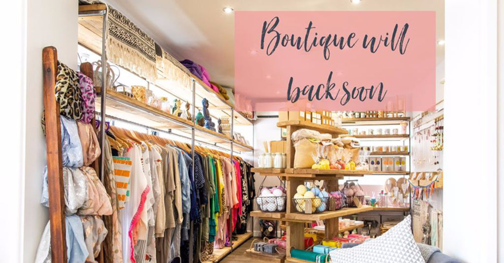 MERSEA BOUTIQUE WILL BE BACK SOON
