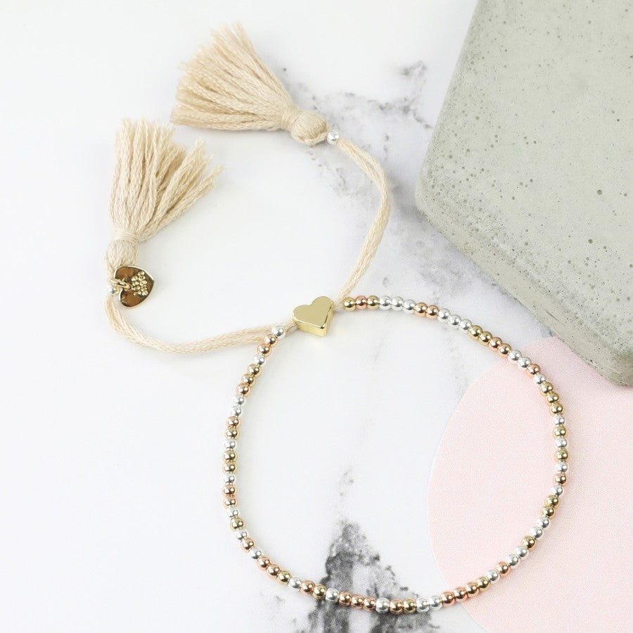 TASSEL FRIENDSHIP BRACELET