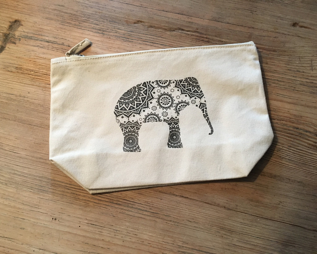 ELEPHANT MAKE UP BAGS