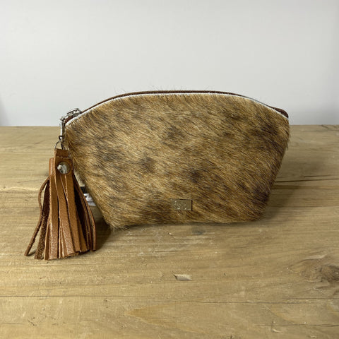 OWEN BARRY BOHO ZIPPER CLUTCH