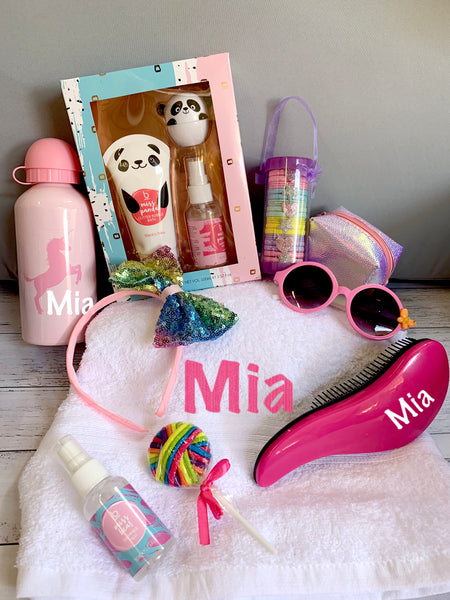 Little Miss Girly Girl Personalised Child's Gift Pack
