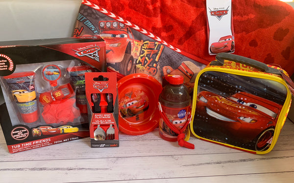 Disney Cars Lightning X Large Gift Bundle