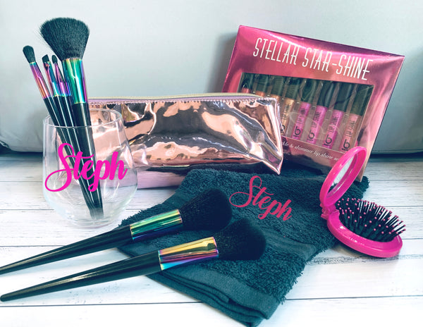 Teen Miss Make Up Personalised Gift Pack