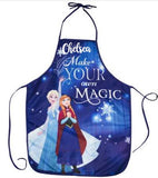 Personalised Disney Frozen Childs Apron