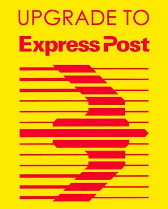 Additional postage for express post upgrade