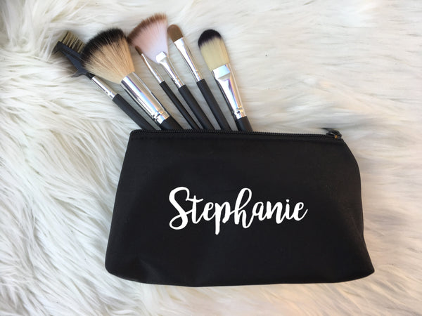 Personalised Make Up Cosmetic Bag - Small