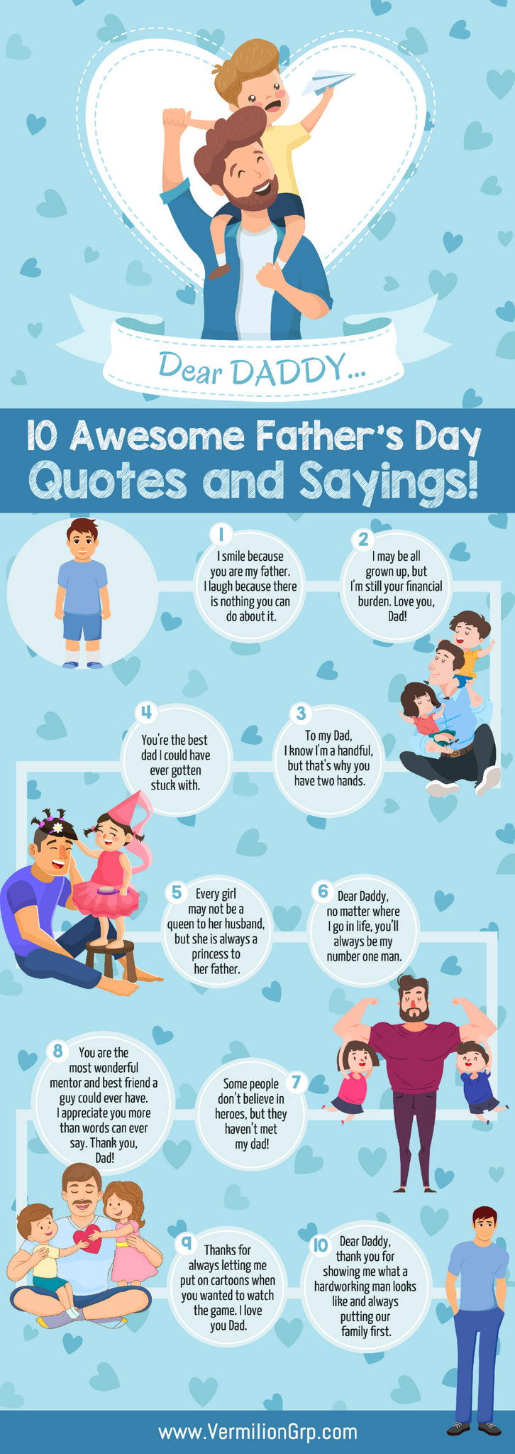 Best Father's Day Sayings