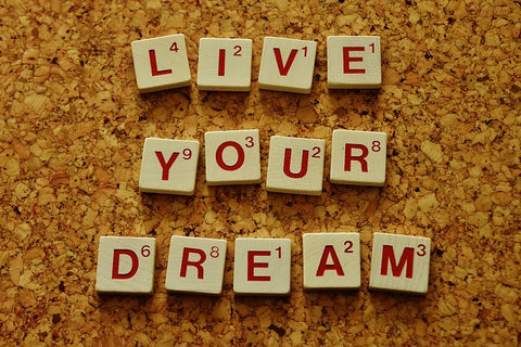 Live your dreams - TRAVEL