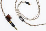 Silfurberg EPC - IEM/Headphone Upgrade Cable (4.5FT)