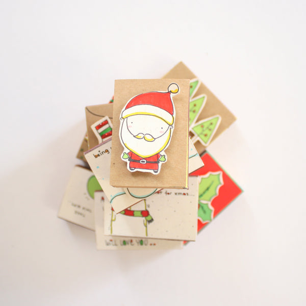 SE005 - Pick any 10 Christmas Cards