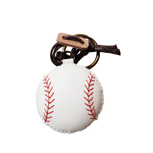 Baseball Leather Charm - PT081