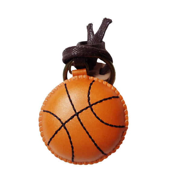 Basketball Leather Charm - PT082