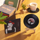 Vinyl Record Coasters, Set of 2, Amy Winehouse: Back to Black - CS006