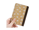PC001 - Handmade Wooden Passport Cover, Cute Animal Passport Holders  - Chicken