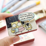 "OT133 - ""You are my favorite teacher"" Matchbox Card"