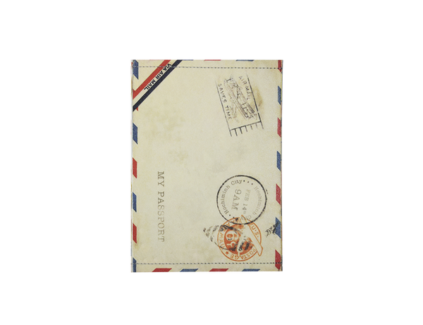 PP031 - Slim Passport Cover - Envelope