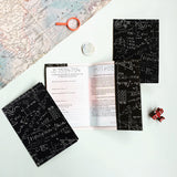 PP072 - Slim Passport Cover - Math Fomula