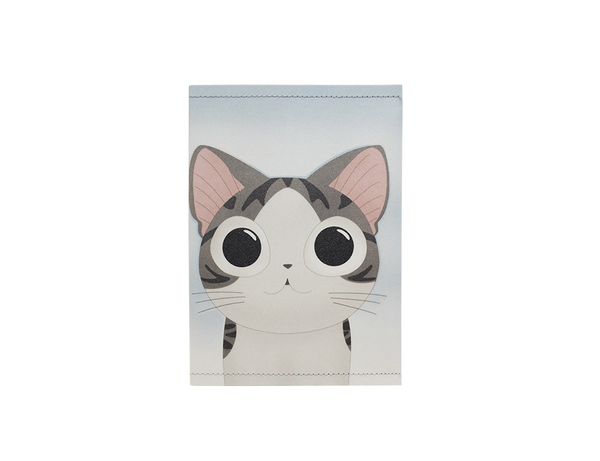 PP074 - Slim Passport Cover - Chii Cat