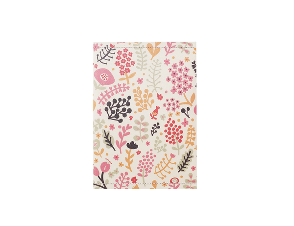 PP084 - Slim Passport Cover - Vintage Floral