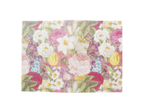 PP086 - Slim Passport Cover - Flowers