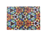 PP089 - Slim Passport Cover - Kaleidoscope