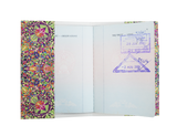 PP092 - Slim Passport Cover - Kaleidoscope