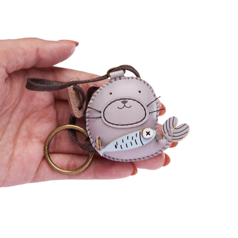 Seal Leather Charm - PT093