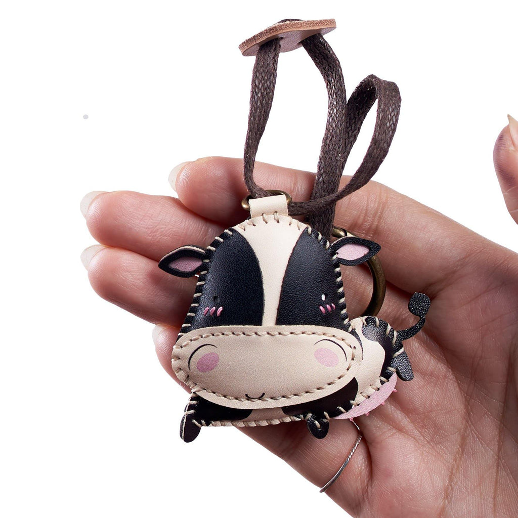 Cow Leather Charm - PT095