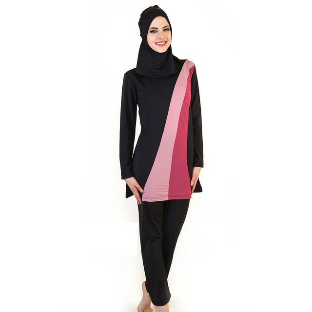 Colorful Essential Burkini / 3 Colors