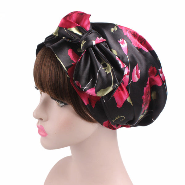 Satin Turban / 10 Colors