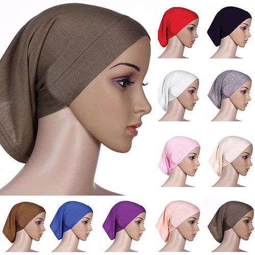 Bonnet Underscarf / 11 Colors