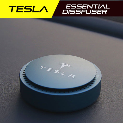 Tesla Car Aromatherapy Essential Oil Diffuser