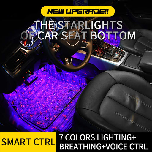 Car Atmosphere LED Light Starlights Under Seat Lighting
