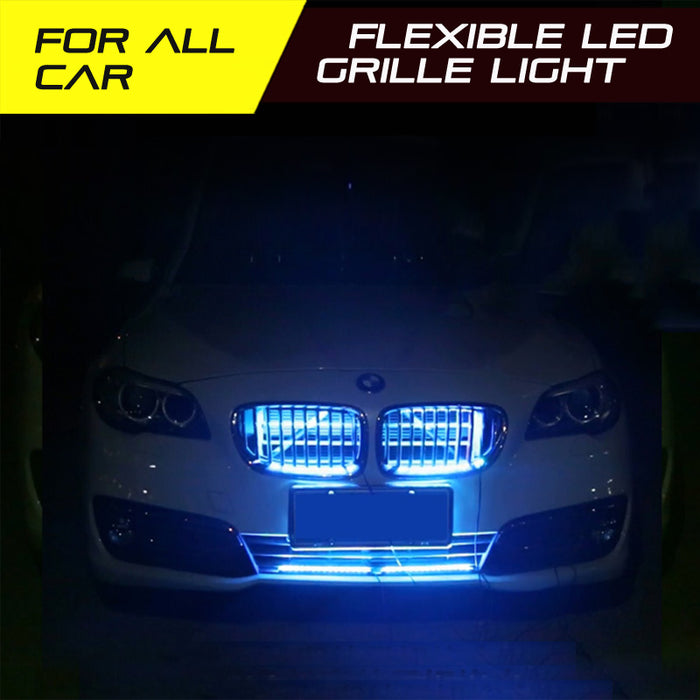 Flexible LED Grille Lights With Remote Control