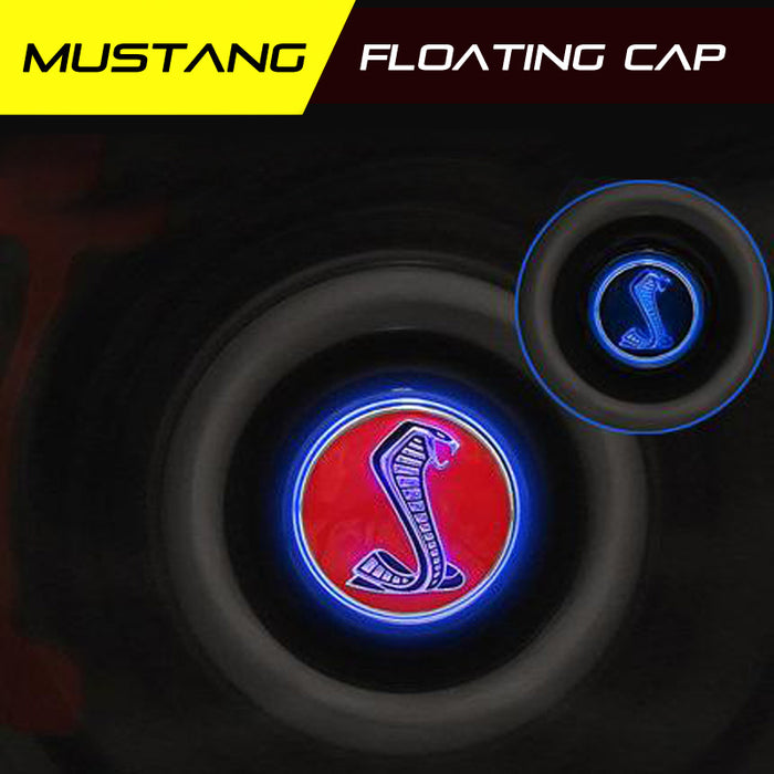Mustang S550 LED Floating Cap