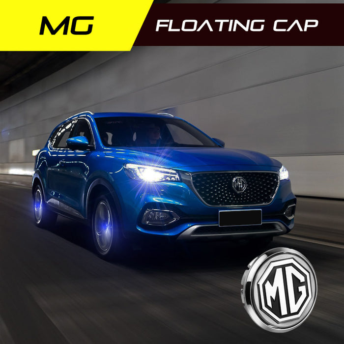 MG LED Floating Wheel Caps