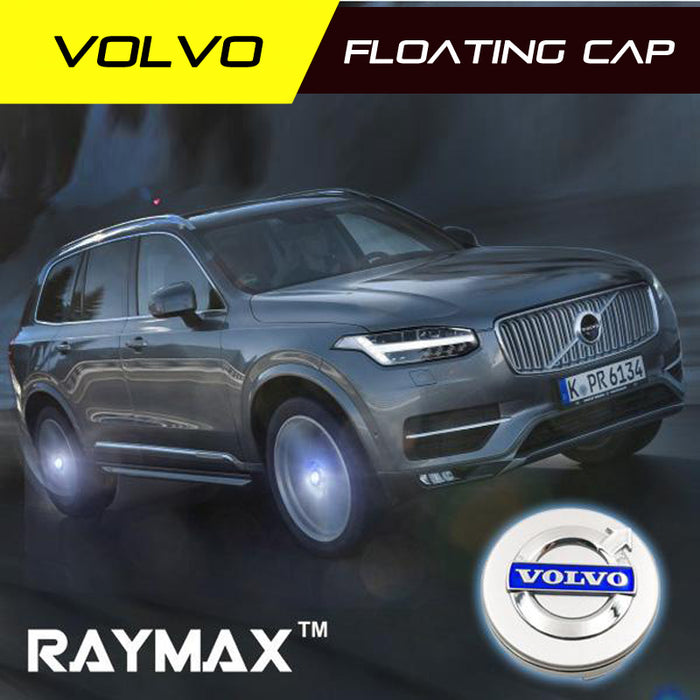 Volvo Floating Center Caps