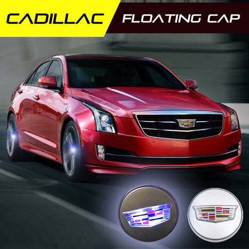 Cadillac floating caps fit for ATS/CT6/XTS Sedan & coupe