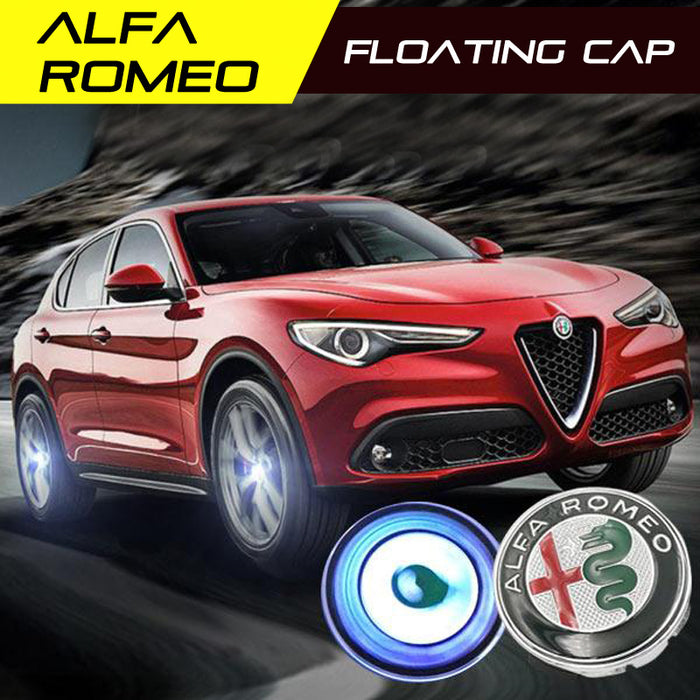 Alfa Romeo Floating Center Cap